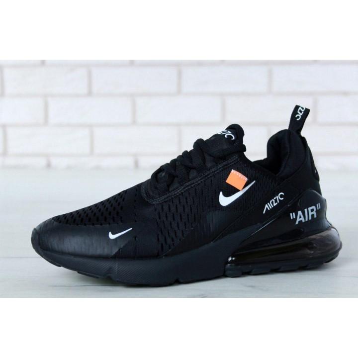 Мужские кроссовки Nike Off-White x Nike Air Max 270