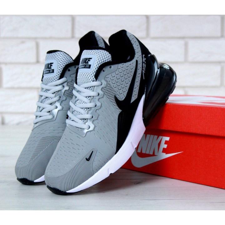 Мужские кроссовки Nike Air Max Flair 270 KPU Grey