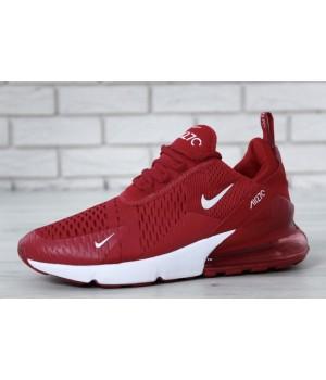 Мужские кроссовки Nike Air Max 270 Red