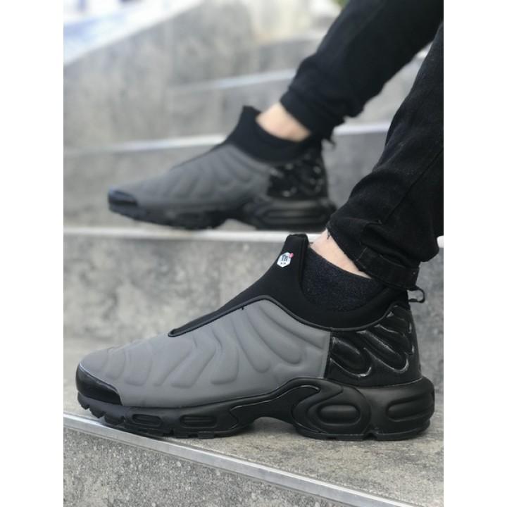 Мужские кроссовки Nike TN Slip Grey