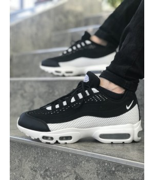 Мужские кроссовки Nike Air Max 95 Grey/Black