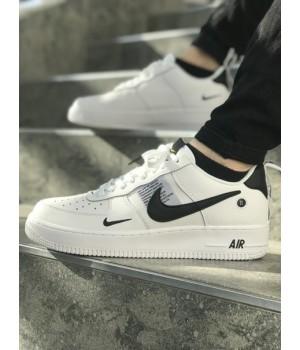 Мужские кроссовки Nike Air Force LV8 White
