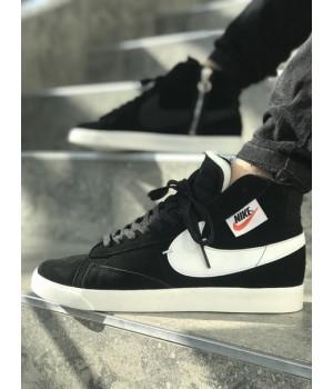 Мужские кроссовки Nike BLAZER Black