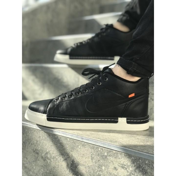 Мужские кроссовки Nike BLAZER ALL Black Winter