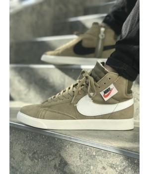 Мужские кроссовки Nike BLAZER Beige