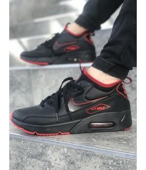 Мужские кроссовки Nike Air Max  Black/Red