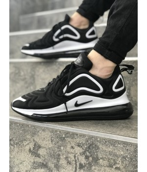 Мужские кроссовки NIKE 720 Black/White