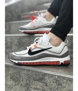 Мужские кроссовки Nike Air Max 97 White/Black