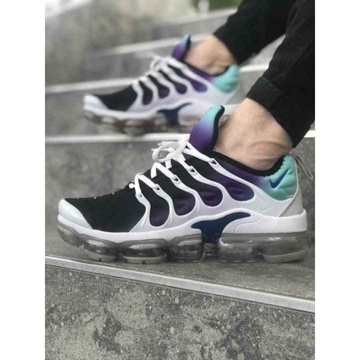 Мужские кроссовки Nike TN Grey/Black/Blue