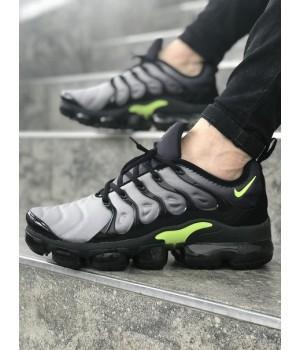 Мужские кроссовки Nike TN Grey/Black/Yellow
