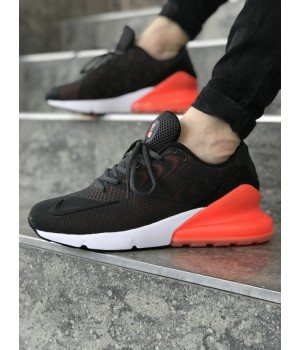 Мужские кроссовки Nike Air Max 270 Black/Red/White