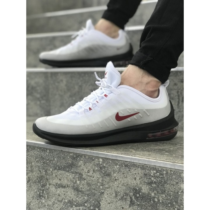 Мужские кроссовки Nike Air Max Axis White/Black