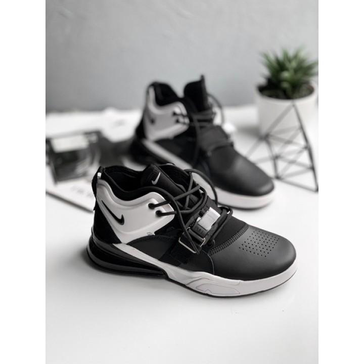 Мужские кроссовки Nike Air Force 270 Black/White