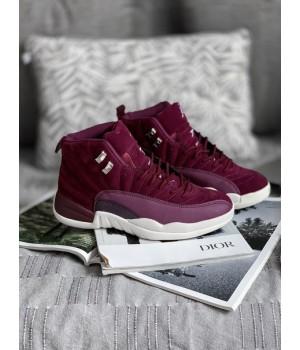 "Мужские кроссовки Nike Air Jordan 12 Retro ""Bordeaux"""