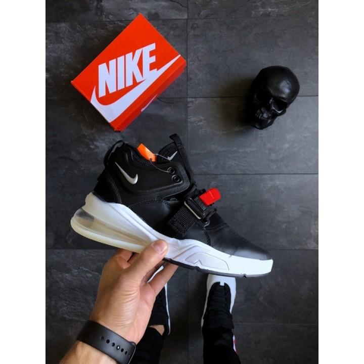 """Мужские кроссовки Nike Air Force 270 """"Bred"""""""