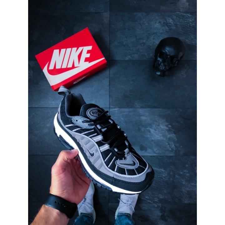 Мужские кроссовки Nike Air Max 98 SE (Black / Anthracite)