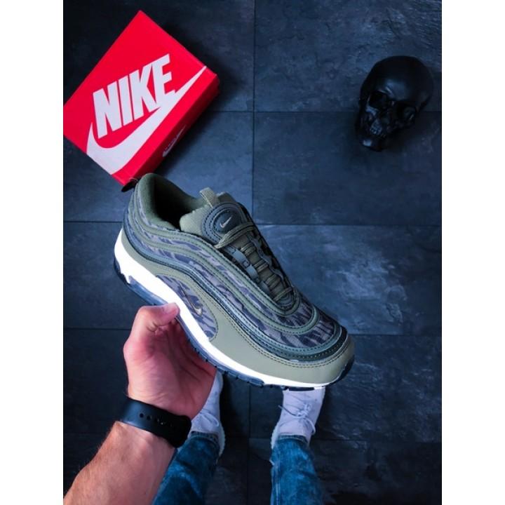 Мужские кроссовки Nike Air Max 97 *Tiger Camo* AOP