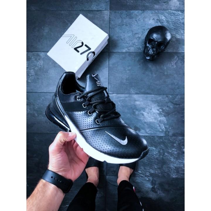 Мужские кроссовки Nike Air Max 270 Premium (black)