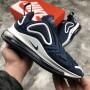 Мужские кроссовки Nike Air Max 720 Blue