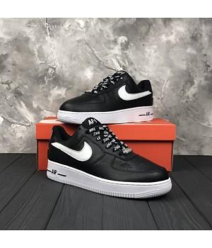 Мужские кроссовки Nike Air Force NBA Black
