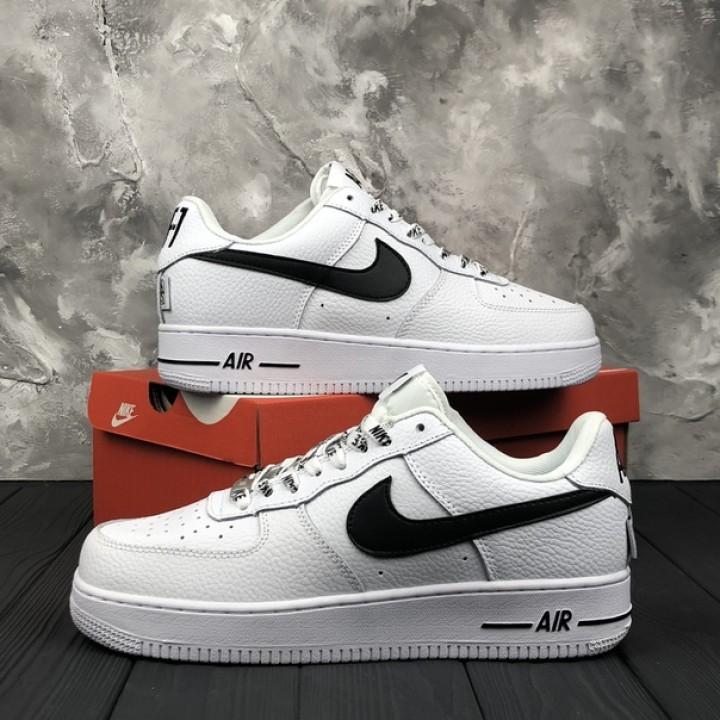Мужские кроссовки Nike Air Force NBA White