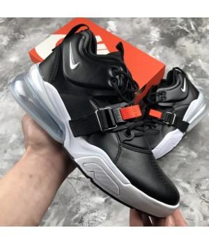 Мужские кроссовки Nike Air Force 270 Black\White