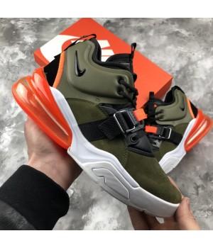 """Мужские кроссовки Nike Air Force 270 """"Green"""""""