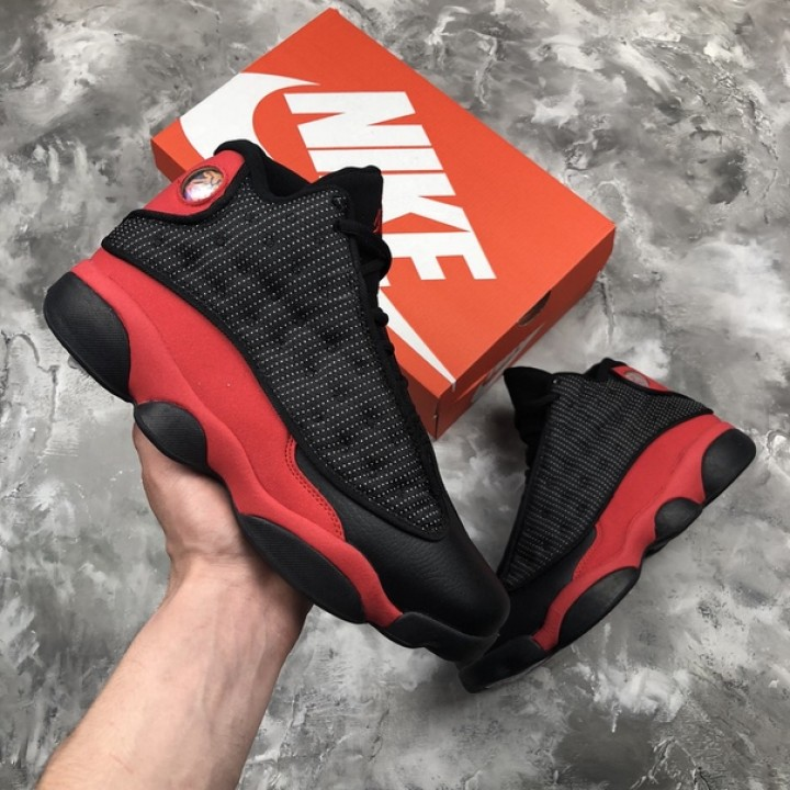 "Мужские кроссовки Nike Air Jordan Retro 13 ""Bred"""