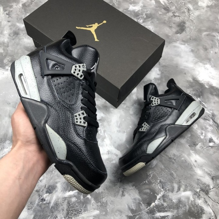 "Мужские кроссовки Nike Air Jordan Retro 4 ""Oreo """