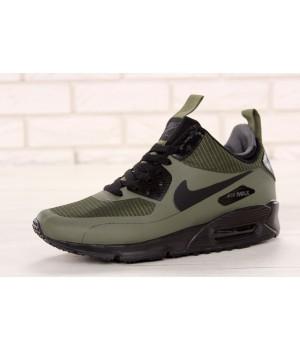 Мужские кроссовки Nike Air Max 90 Mid Winter Green