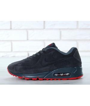 Мужские кроссовки Nike Air Max 90 VT Grey/Red