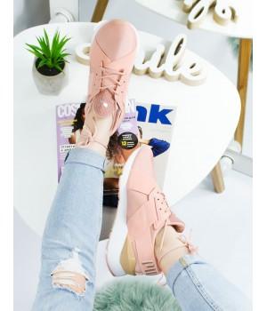 Женские кроссовки PUMA Muse Pink