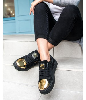 Puma Creeper Rihanna Black/Gold