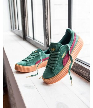 Кроссовки Puma Creeper Rihanna Green