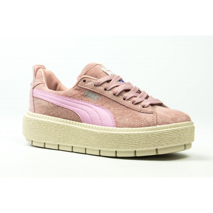 Кроссовки Puma Suede Pink