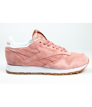 Кроссовки Reebok Classic Pink