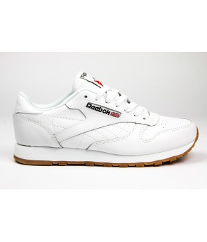 Кроссовки Reebok Classic Leather White