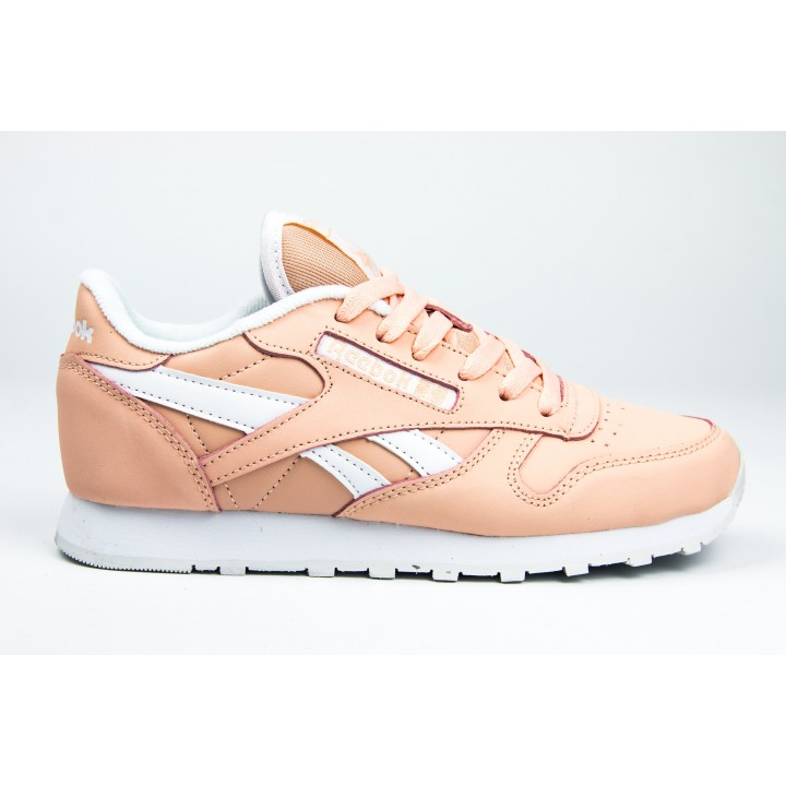 Кроссовки Reebok Classic Leather Coral