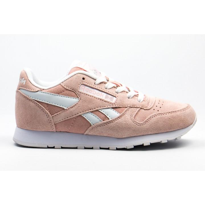 Кроссовки Reebok Classic Light Pink