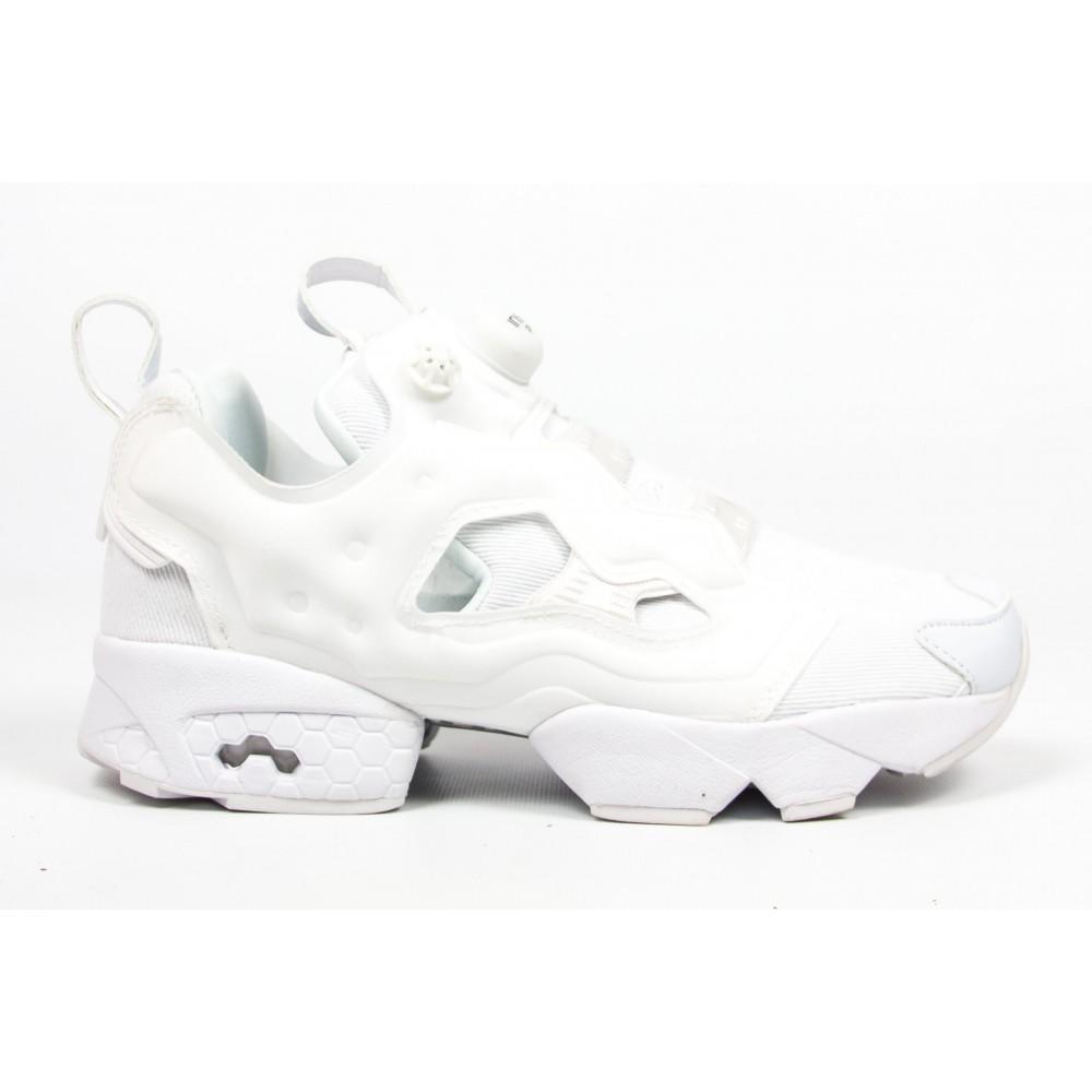 Кроссовки Reebok Instapump Fury White R26 от бренда Reebok - купить ... a5cb147b5a3a2