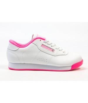 Reebok Classics Princess White/Pink