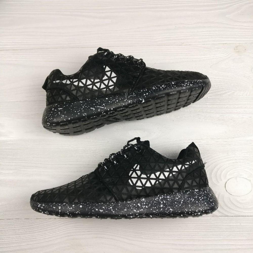 a3cb3e02 Кроссовки Nike Roshe Run Black RR12 от бренда Nike - купить в Киеве ...