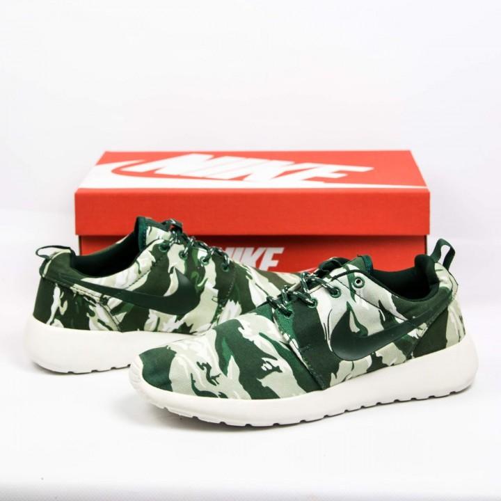 Кроссовки Nike Roshe Run Camouflage