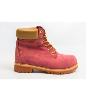 Ботинки Timberland Classic 6 inch Pink