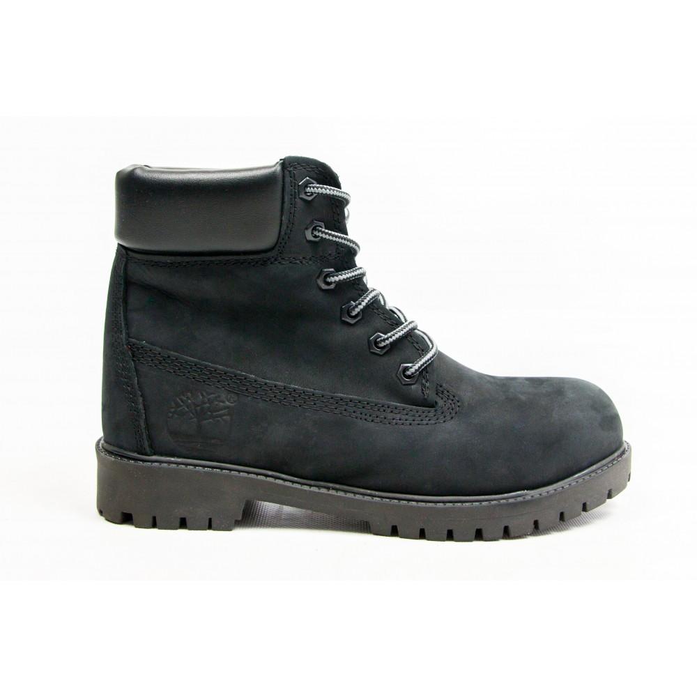 Ботинки Timberland Classic 6 inch Black 04 от бренда Timberland ... 94db39ec59302