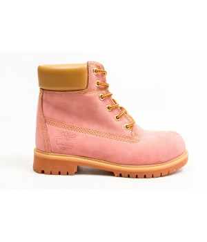 Ботинки Timberland Classic 6 inch Light Pink