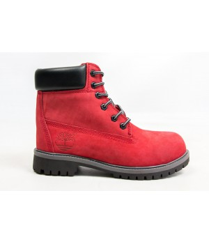 Ботинки Timberland Classic 6 inch Red