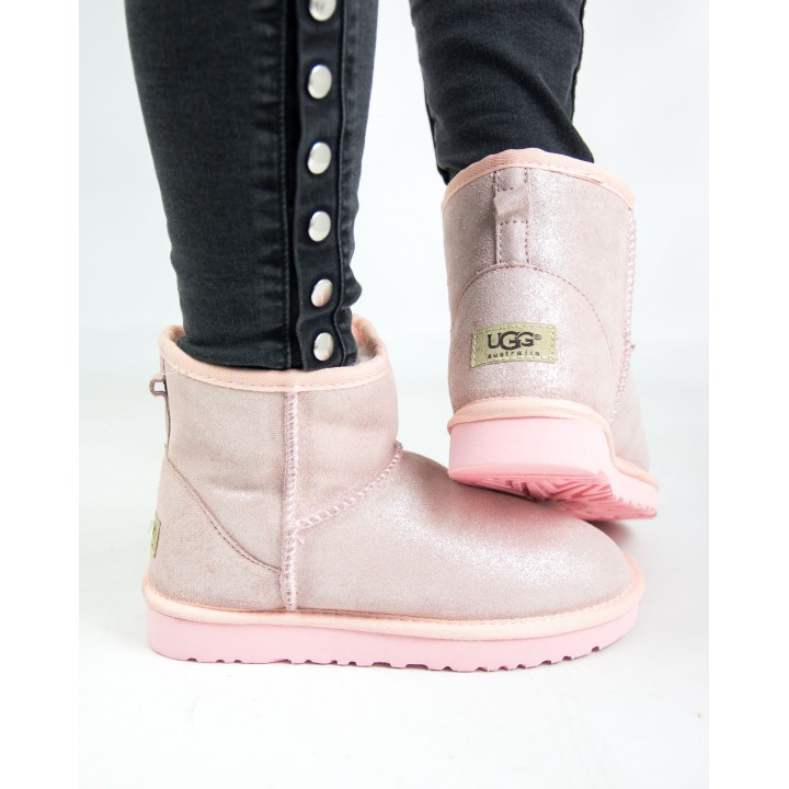 Ugg Australia Classic Mini Pink