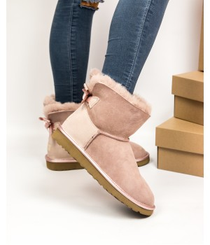 Ugg Australia W Mini Bailey Bow Pink