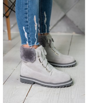 UGG Originals City Boots Grey